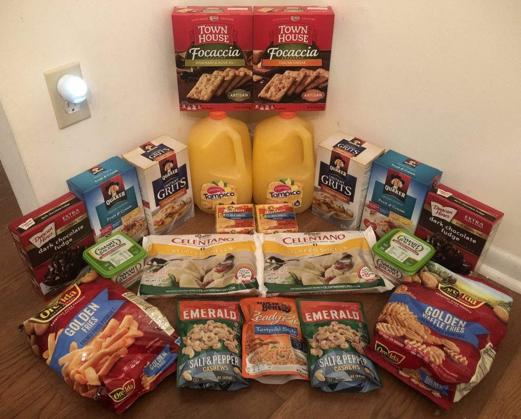My 3/6 Publix Trip - $70.97 for $34.35 or 52% Off