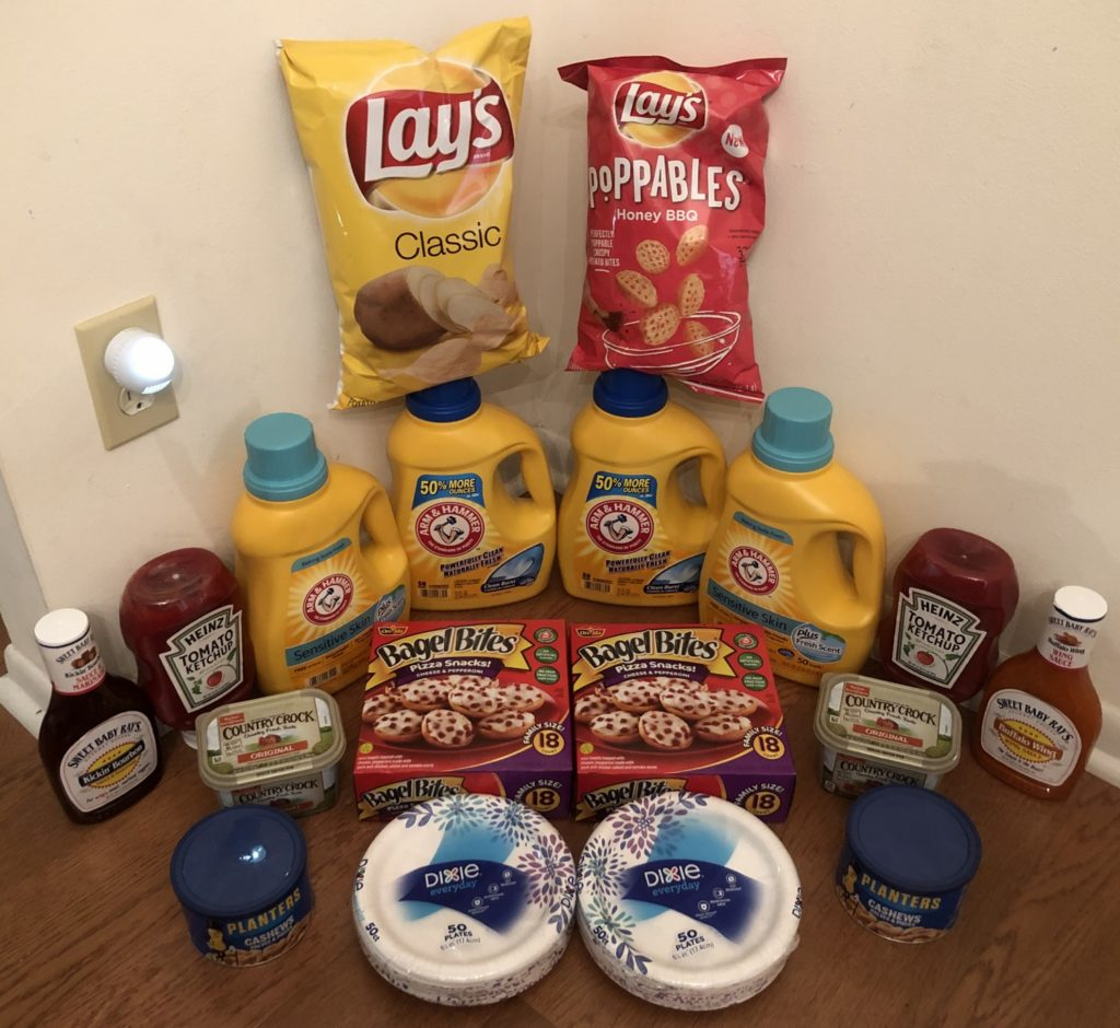 My 5/15 Publix Trip – $82.52 for $35.38 or 57% Off