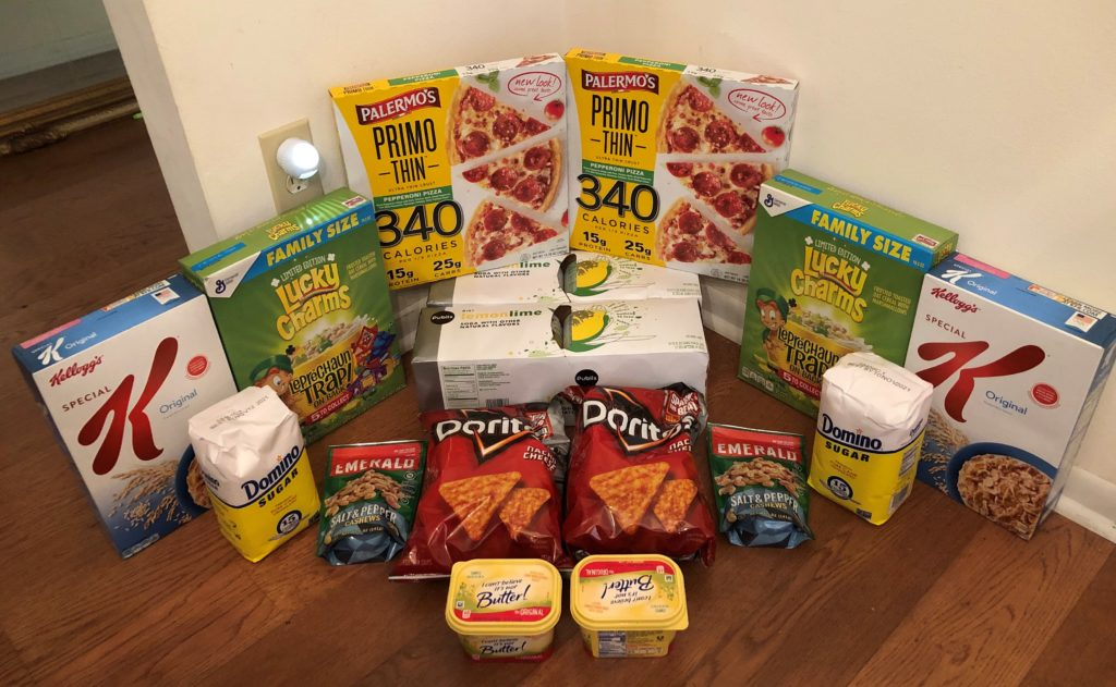My 7/10 Publix Trip – $72.05 for $33.40 or 54% Off