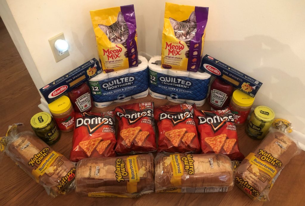 My 7/24 Publix Trip – $84.63 for $39.22 or 54% Off