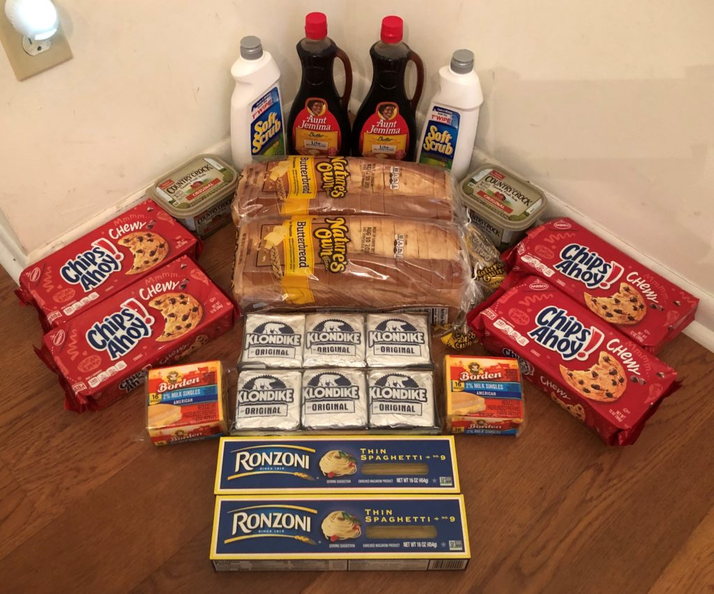 My 7/31 Publix Trip – $62.90 for $25.71 or 59% Off