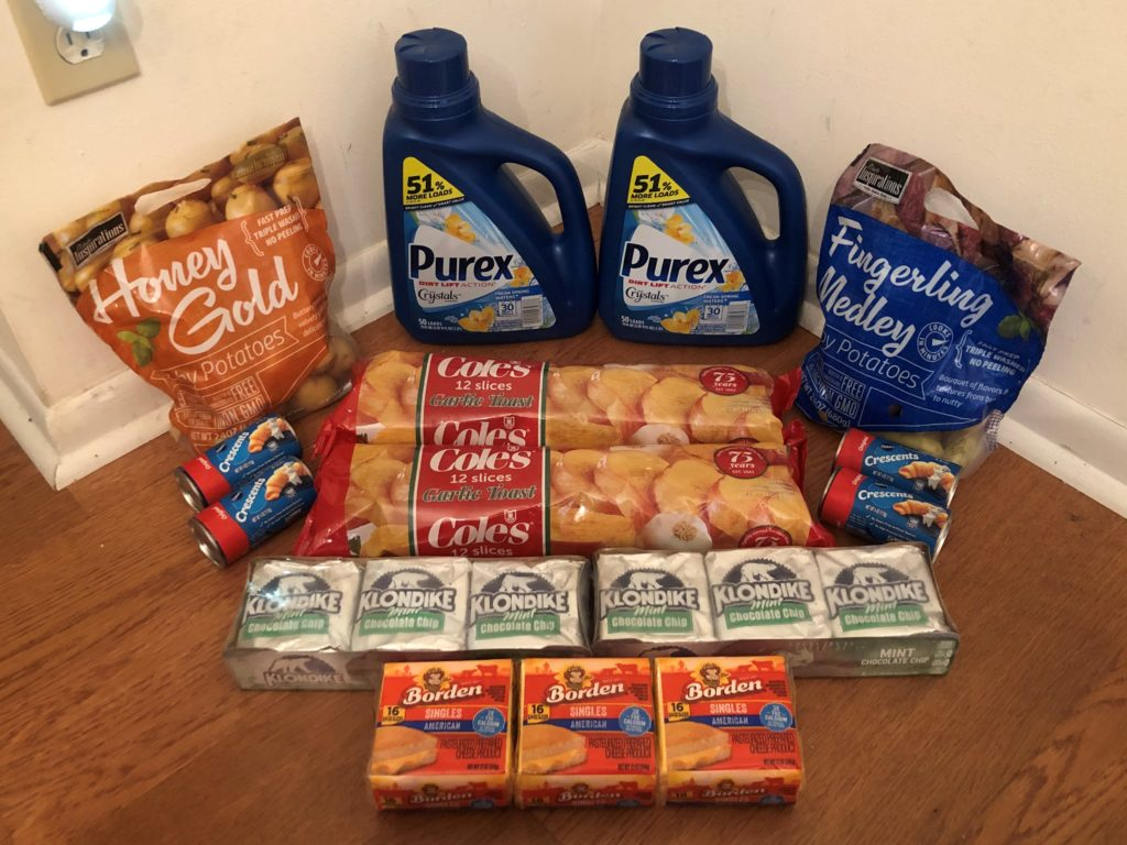 My 8/21 Publix Trip – $54.51 for $22.45 or 59% Off