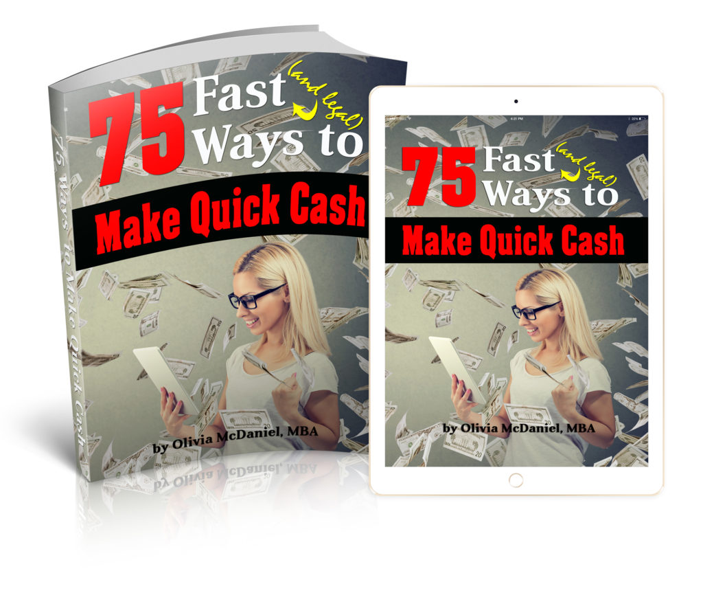 Book Review: 75 Fast & Legal Ways to Make Quick Cash
