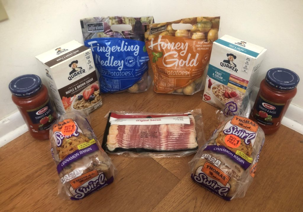 My 10/9 Publix Trip – $36.53 for $16.92 or 54% Off