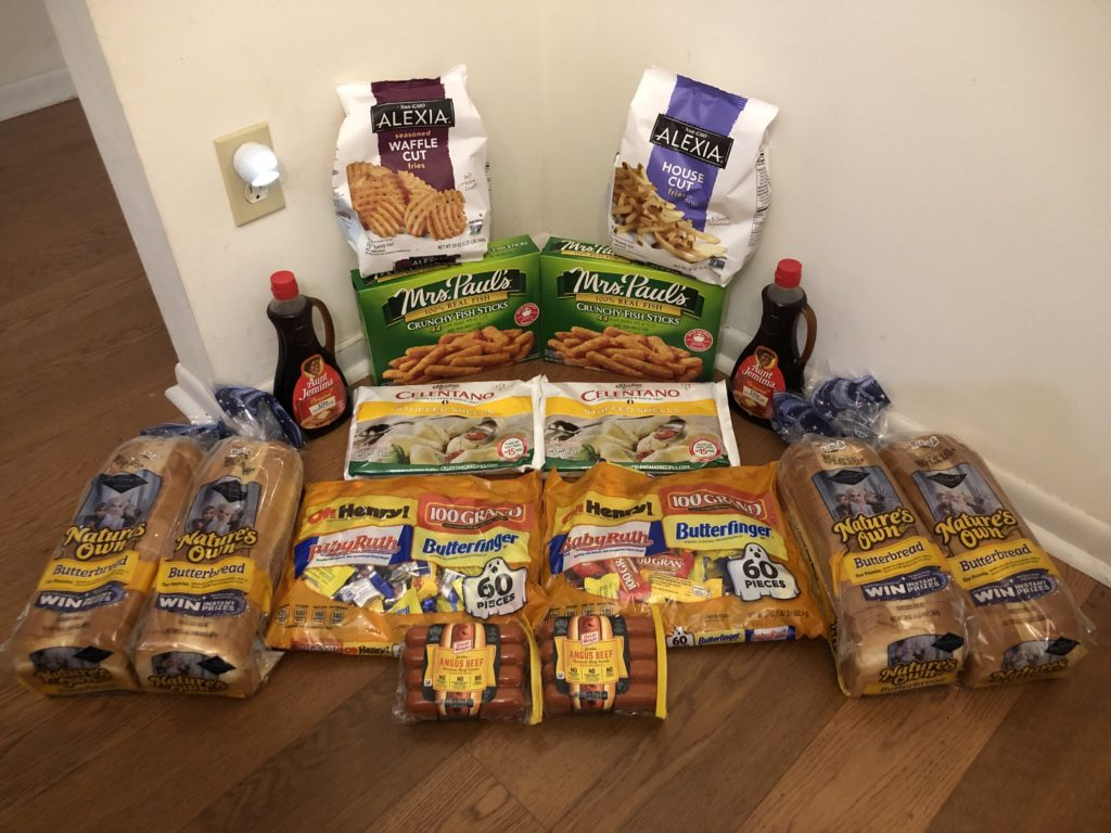 My 10/23 Publix Trip – $84.75 for $36.31 or 57% Off