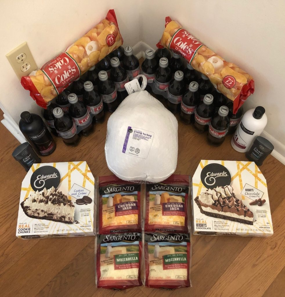 My 11/13 Publix Trip – $107.70 for $30.90 or 71% Off