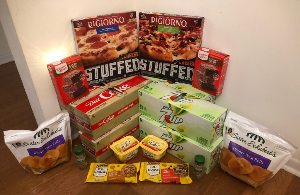 My 11/20 Publix Trip – $98.54 for $51.00 or 48% Off