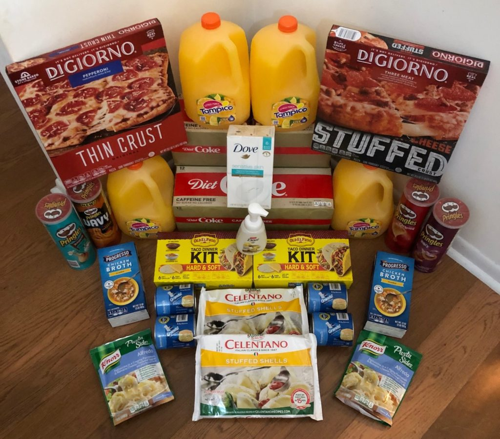 My 3/4 Publix Trip – $92.55 for $38.72 or 58% Off