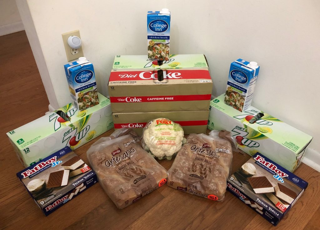 My 5/13 Publix Trip – $66.37 for $41.09 or 38% Off