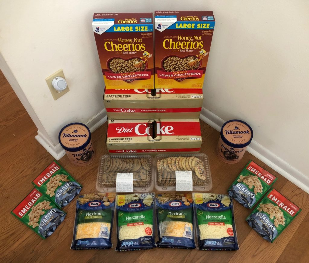My 6/10 Publix Trip – $82.76 for $46.79 or 44% Off