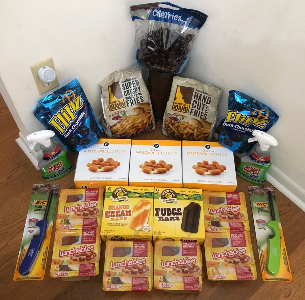 My 7/8 Publix Trip – $90.07 for $36.02 or 60% Off