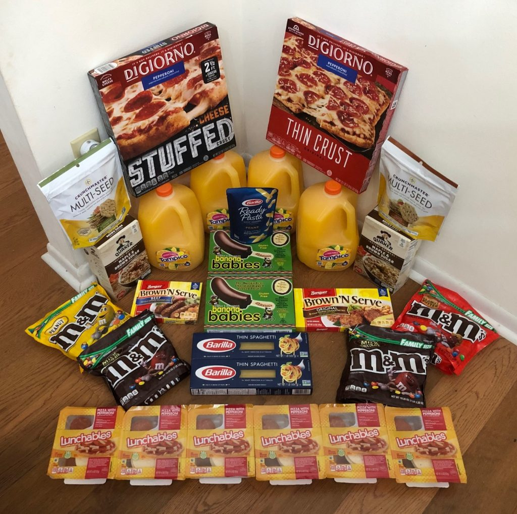 My 9/30 Publix Trip – $97.76 for $49.39 or 50% Off