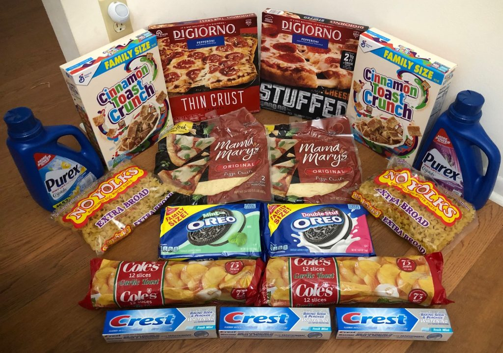 My 10/28 Publix Trip – $93.99 for $43.31 or 54% Off