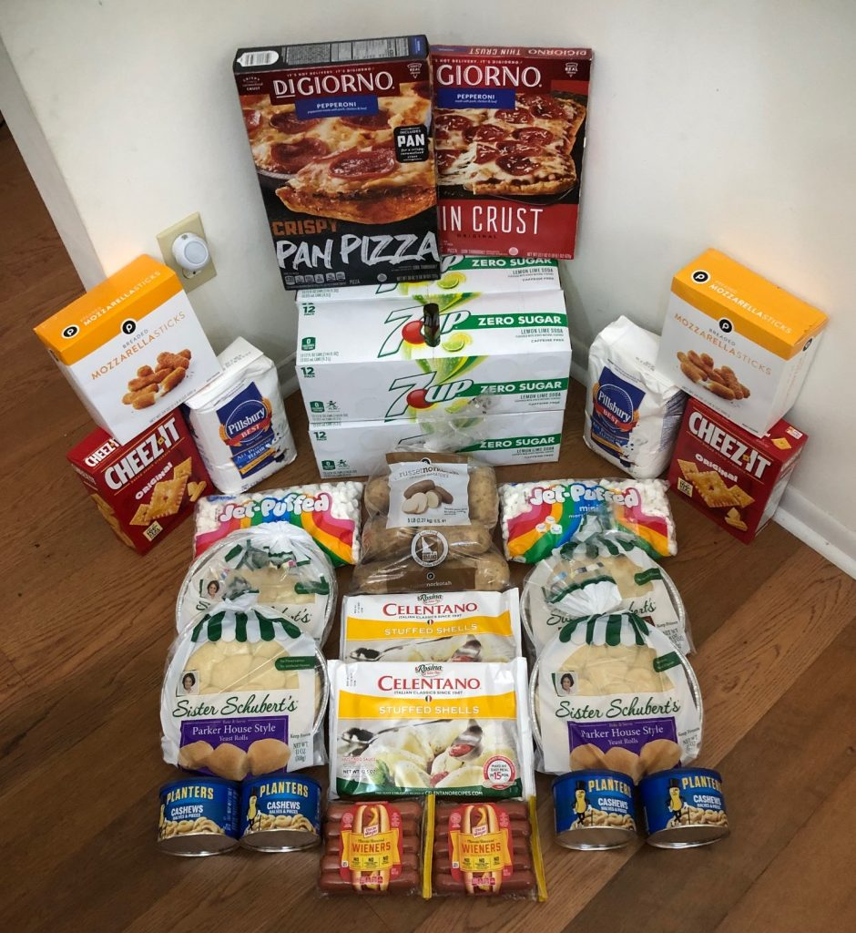 My 11/18 Publix Trip – $131.78 for $60.98 or 54% Off