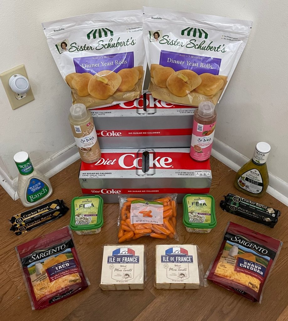 My 12/16 Publix Trip – $76.00 for $41.93 or 45% Off