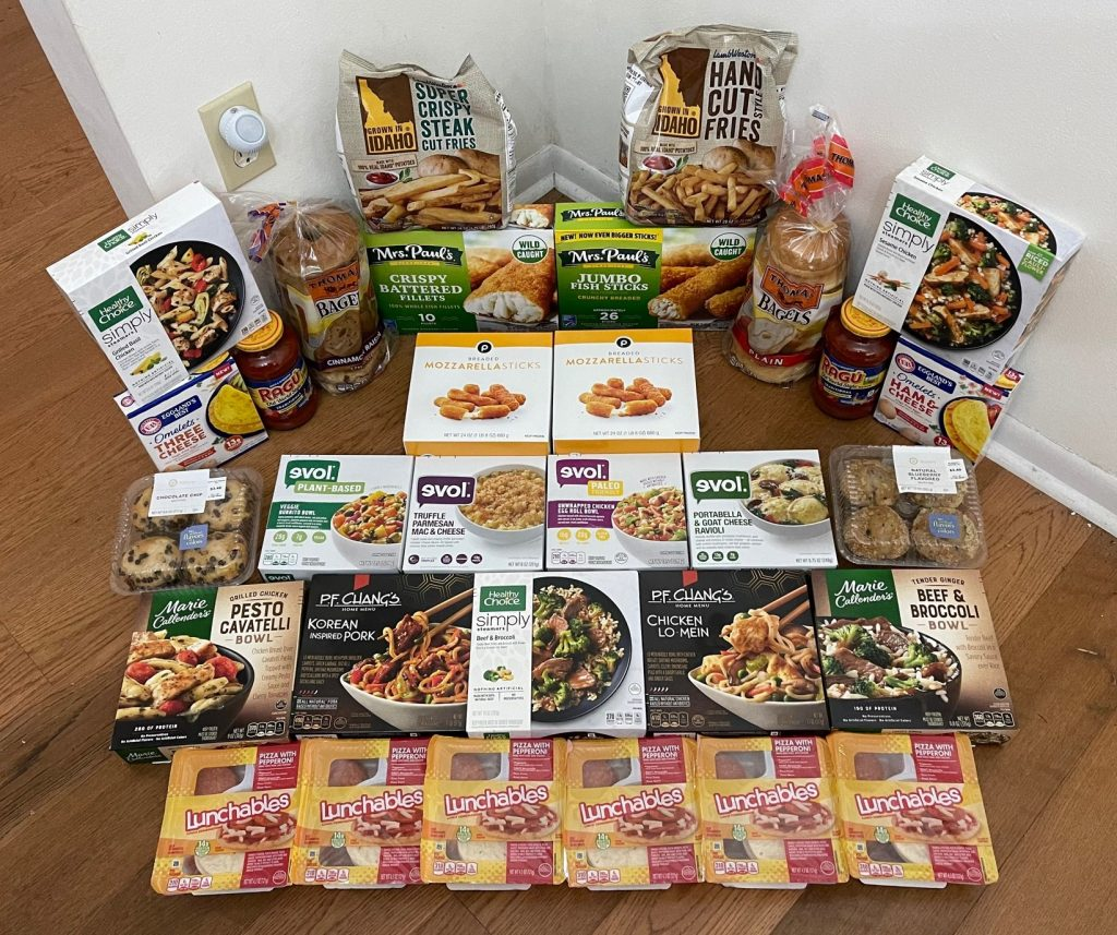 My 1/6 Publix Trip – $125.37 for $59.52 or 53% Off