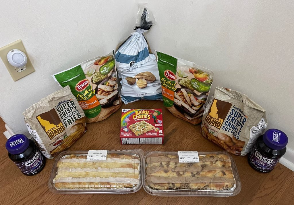 My 5/19 Publix Trip – $49.50 for $23.25 or 53% Off