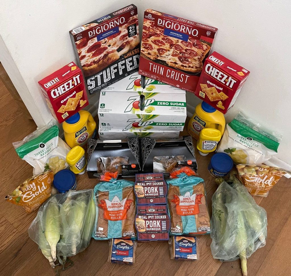 My 5/26 Publix Trip – $158.09 for $91.82 or 42% Off