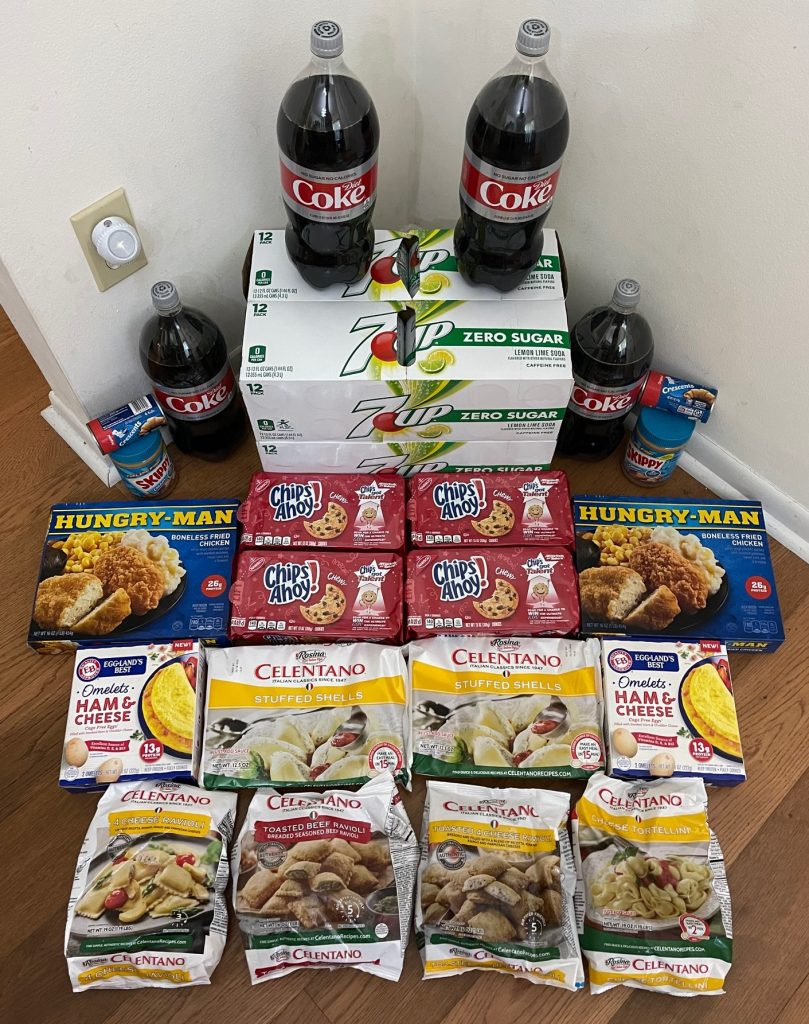 My 6/16 Publix Trip – $97.81 for $50.60 or 48% Off