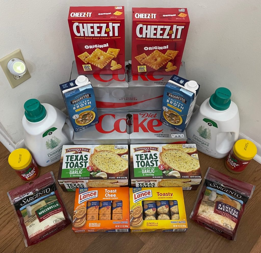 My 8/11 Publix Trip – $74.65 for $39.85 or 47% Off