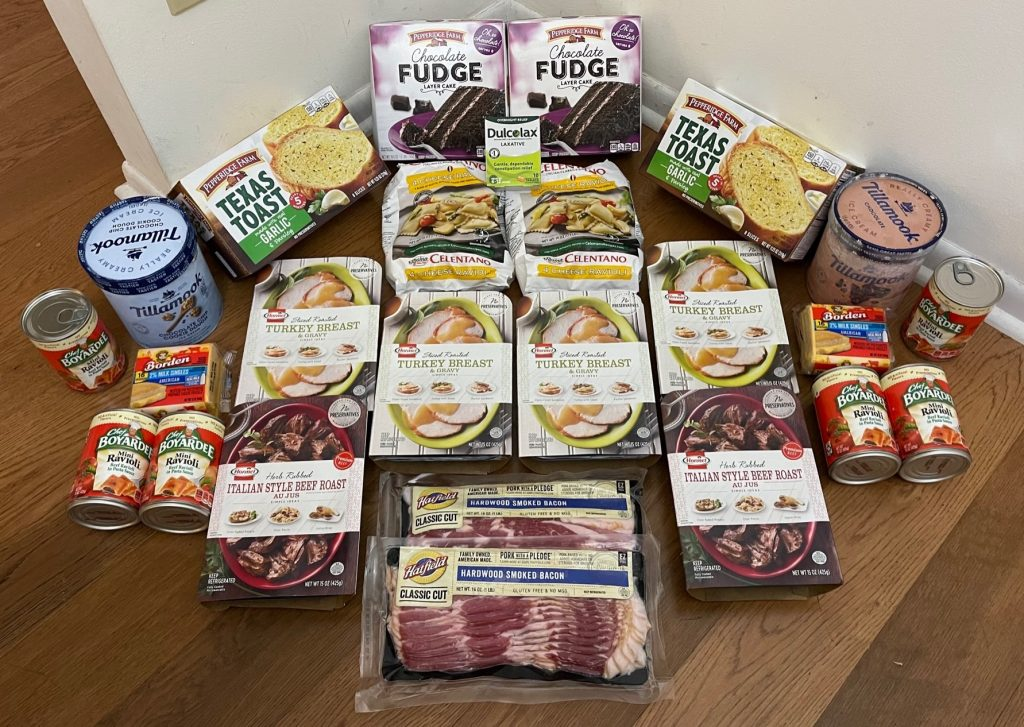 My 9/15 Publix Trip – $124.55 for $60.92 or 51% Off