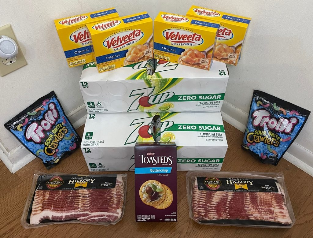 My 9/29 Publix Trip – $63.71 for $27.89 or 56% Off